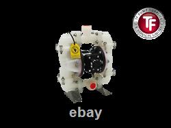 Compatible Sandpiper S07B1P2PPBS000 Air Diaphragm Pump 3/4 BSP (PP/PP/PTF/PTF)