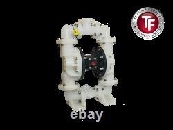 Compatible Sandpiper S15B3P2PPUS000 Air Diaphragm Pump 1.5 ANSI (PP/PP/PTF/PTF)