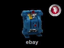 Compatible Sandpiper S1FB1ABWABS600 Air Diaphragm Pump 1 BSP(AL/UHMWithBN/BN) EX
