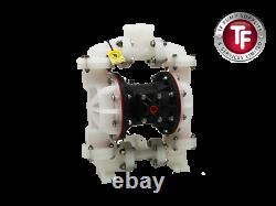 Compatible Sandpiper S1FB3P1PPUS000 Air Diaphragm Pump 1 ANSI (PP/PP/SA/SA)