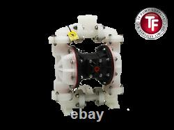 Compatible Sandpiper S1FB3P2PPUS000 Air Diaphragm Pump 1 ANSI (PP/PP/PTF/PTF)