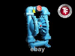Compatible Sandpiper S30B1IBBABS600 Air Diaphragm Pump 3 BSP (CI/BN/BN/BN) Atex