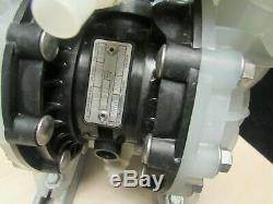 D52966, 1/2 Graco Husky 515 Air Operated Double Diaphragm Pump