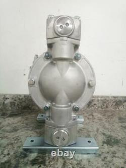 Dayton 6PY54A 1 In NPT Inlet/Outlet 35 GPM Air Operated Double Diaphragm Pump
