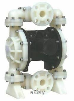 Double Diaphragm Air Pump PII. 100 Chemical Industrial Polypropylene 1.00 Inlet