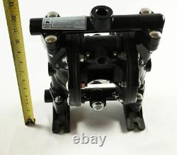 Double Diaphragm Air Pump PII. 50A Chemical Industrial Aluminum 1/2 NPT Inlet /