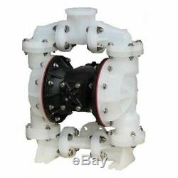 Double Diaphragm Air Pump PII. D100 Industrial Polypropylene 1.00 Inlet / Outle