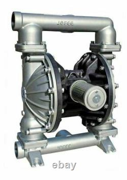 Double Diaphragm Teflon Air Pump PII. 100S Chemical Industrial Stainless Steel 1