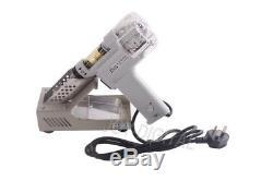 Electric Desoldering Gun Dual Diaphragm Vacuum Air Pump S-998P 100W AC220V