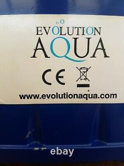 Evolution Aqua Airtech 95 Litre Air Pump VERY LITTLE USE MY SPARE BARGAIN