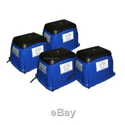 Evolution Aqua Airtech Air Pumps 75 95 130 150 Garden Pond Aeration Fish Koi