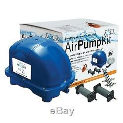 Evolution Aqua Airtech Pump 70 Complete Kit Koi Pond Air pump 70 LPM