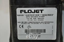 FLOJET Air Operated G57 Series Pump Kalrez Diaphragm & Mount # G57C212A 20982100