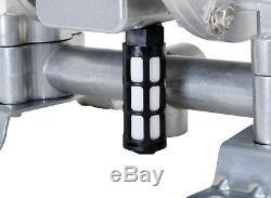 FUELWORKS Nitril Air-Operated 12GPM 1/2'' Aluminium Diaphragm Pump