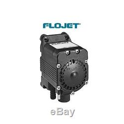 Flojet Pump G57 1/2 Air Double Diaphragm G573215z Viton Seals New