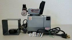 GAST DOA P125 AA Oilless Diaphragm Vacuum Air Compressor Pump With Foot Pedal