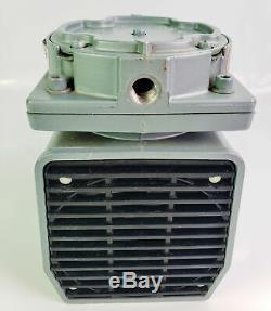 GAST Model DOA-P101-AA Diaphragm VACUUM PUMP, Oil-less Air Compressor 115 V 4.2A