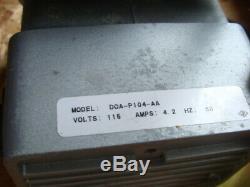 GAST Vacuum Air Compressor Pump Regulator PN DOA-P104-AA
