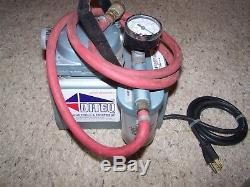 GAST Vacuum Pump DOA-V720-AA Oil-less Diaphragm Pump Air Compressor with Vacuum