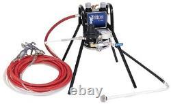 GRACO 233477 Triton Alum Pump Package with AirPro HVLP Spray Gun, Stand Mount