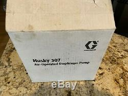 GRACO D32966 Husky 307 Air Operated Diaphragm Pump NEW