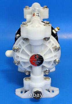 GRACO Husky 515 D55A11 Air Operated Diaphragm Pump 15GPM 60L/M ½ NPT