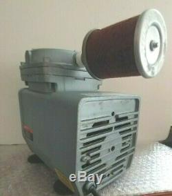 Gast DOA-P701-AA Oilless Diaphragm Air Compressor, Vacuum Pump Great Condition