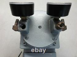 Gast Doa-p104-aa Oilless Diapragm Vacuum Air Compressor Pump