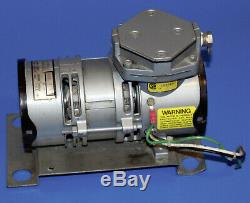 Gast MOA-V112-AE Diaphragm Air Compressor Vacuum Pump