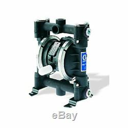 Graco 241906 3/4 Double Diaphragm Pump, Air Operated