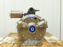 Graco 4D350 Endura-Flo 41 Pneumatic Air Operated Diaphragm Pump 350cc Tri-Clamp