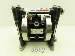Graco D31211 Husky 307 Pneumatic Air Operated Diaphragm Pump 3/8 New