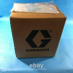 Graco D51911 Husky 515 Plastic Air-Operated Double Diaphragm Pump FNFP