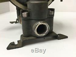 Graco D53331 Air-Operated Diaphragm Pump, Ports 3/4 NPT 1/4 NPT, Flow 15 GPM