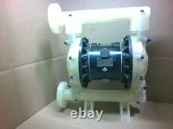 Graco Husky 1040 Diaphragm Pneumatic Pump Air Operated 1 Used
