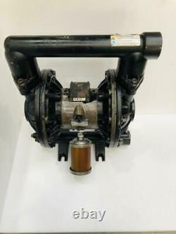 Graco Husky 1590 Db3311 Pneumatic Air 1-1/2 Double Diaphragm/transfer Pump
