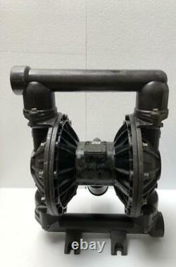 Graco Husky 2150 Df3525 Pneumatic Air 2 Double Diaphragm Pump (2)