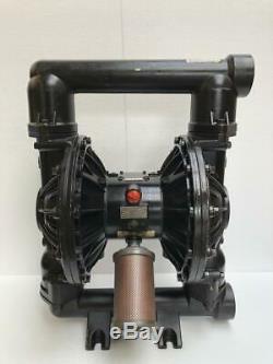 Graco Husky 2150 Df3525 Pneumatic Air 2 Double Diaphragm Pump (3)
