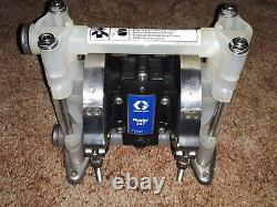 Graco Husky 307 Air-Operated Diaphragm Pump
