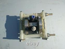 Graco Husky 307 Air Operated Diaphragm Pump D3B311