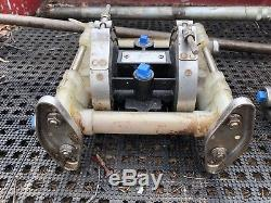 Graco Husky 307 D32911 Air Operated Diaphragm Pump
