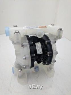 Graco Husky 515 Air Operated Diaphragm Pump AODD 100PSI 15GPM 60L/m 1/2 NPT B