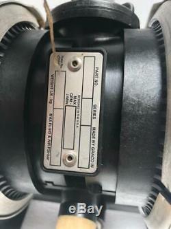 Graco Husky 716 Aluminium 3/4 Air Operated Double Diaphragm Pump New
