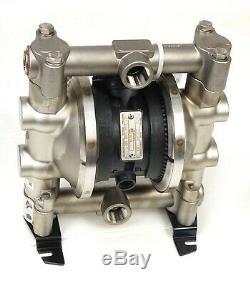 Graco Husky 716 Pneumatic 3/4 Air Operated Diaphragm Pump # D54331