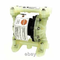 Graco Husky D52977 Polypropylene Air Operated Diaphragm Pump
