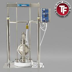 Graco SaniForce 3150 FDA Sanitary Air Diaphragm Pump Drum Unloader 24D928