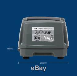 Hailea Air Pump, 60L/M Hiblow Diaphragm Oxygen Pump Aquarium Pond AU Plug