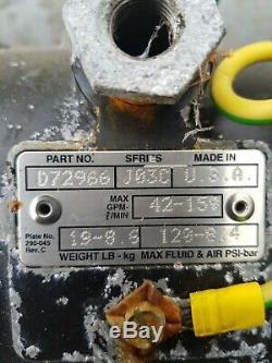 Husky 10/40 Air diaphragm pump