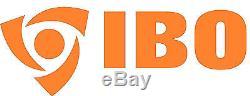 IBO air/water steel booster vessel PRESSURE TANK 100L with membrane diaphragm