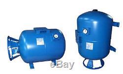 IBO air/water vessel booster VERTICAL PRESSURE TANK 150L & MANOMETER &diaphragm